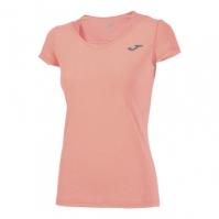 Tricouri sport Joma T- Bella Peach cu maneca scurta
