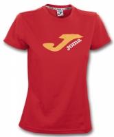 Tricouri sport Joma T- Campus rosu pentru Femei