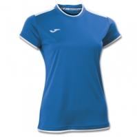 Tricouri sport Joma T- Katy Royal cu maneca scurta pentru Femei