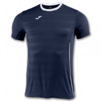 Tricouri sport Joma T- Volei bleumarin cu maneca scurta