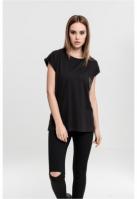 Tricouri sport largi femei negru