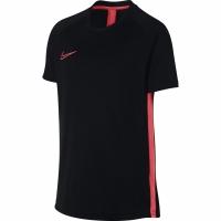 Tricouri sport Nike B Dry Academy SS , negru And rosu AO0739 013 copii