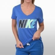 Tricouri sport Nike Tee-flavor Burst Femei
