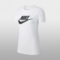 Tricouri sport Nike W Nsw Tee Essntl Icon Futura Femei