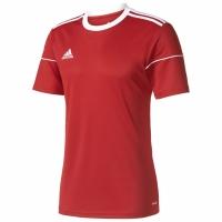 Tricou Adidas Squadra 17 JSY SS rosu BJ9174 copii teamwear adidas teamwear