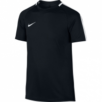 Tricou Nike NK Dry Top SS Academy negru 832969 010 pentru copii