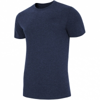 Tricou barbati 4F H4Z18 TSM001 denim heather