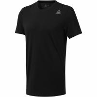 Tricou Reebok TE SL clasic negru BK3344 barbati