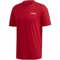 Mergi la Tricouri Tricou Adidas Essentials Plain rosu barbati FM6214