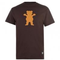 Tricouri cu imprimeu Grizzly pentru Barbati