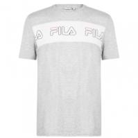 Tricouri Tricou cu logo Fila Aki - pentru Barbati