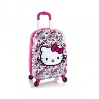 Troler Abs Copii Fete Heys Hello Kitty Roz 51 Cm