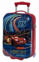 Troler De Calatorie 48 Cm Neon Disney Cars