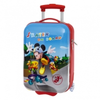 Troler De Calatorie 48cm Skater Disney Mickey Mouse