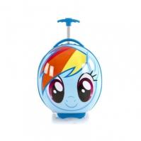 Troler De Vacanta Copii My Little Pony Bleu 41 Cm