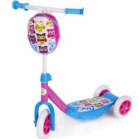 Trotinete trei-wheeled Spokey Roni 922012