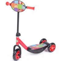 Trotinete trei-wheeled Spokey Speedy 922010
