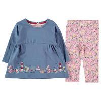Tunica Crafted Set pentru fete pentru Bebelusi