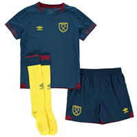 Set Umbro West Ham United Away 2018 2019