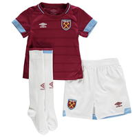 Set Umbro West Ham United Home 2018 2019