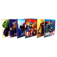 Marvel Along Story Books