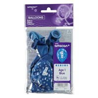Unbranded Balloons . of 6