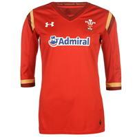 Tricou echipa Under Armour Wales Rugby 2017 pentru Femei