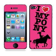 Unknown 4 Skin I Love My Pony Hot roz