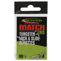 Unknown Match Lock and Slide Olivettes 0.6g