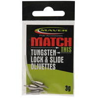 Unknown Match Lock and Slide Olivettes 3g
