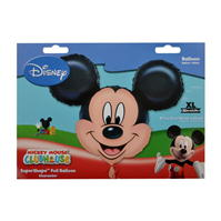 Disney Mick Mouse S Sha Bl 64