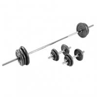 Set V Fit Fit Herculean 50kg Cast Iron Weight