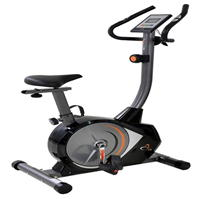 V Fit MMUC1 Manual Upright Cycle Exercise Bike