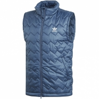 Vesta barbati Adidas SST Puffy albastru DH5029