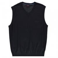Vesta tricot Pierre Cardin XL pentru Barbati bleumarin