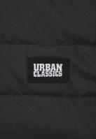 Veste cu captuseala negru Urban Classics