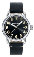 Viceroy Watches Mod 42251-55 - Date - Stainless Steel Case - 39 Mm - din piele Cuoio Strap barbati