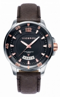Viceroy Watches Mod Icon 42221-55 - Stainless Steel - Polyurethane - Date - 42mm