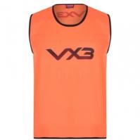 VX-3 Hi Viz plasa antrenament Bibs Youths