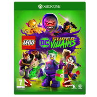 Warner Brothers LEGO DC Super Villains