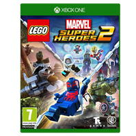 Warner Brothers LEGO Marvel Super Heroes 2