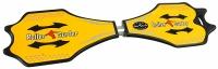 Skateboard Placa Waveboard RS clasic galben Smj