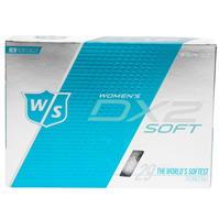 Mingi de Golf Wilson Staff DX2 Soft pentru Femei
