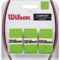 Wilson Pro Comfort Overgrip wrap verde WRZ470810 barbati