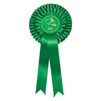 Robinsons Winners Rosettes