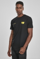Wu-Wear Multiple Logo Tee negru