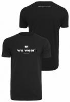 Wu-Wear Since 1995 Tee negru