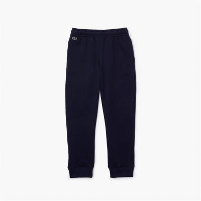 Pantaloni jogging Lacoste clasic bleumarin