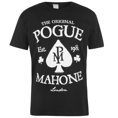 Tricou Official Official Band The Pogues pentru Barbati