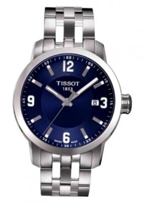 Tissot Mod Tissot Prc 200 Quartz Blueâ